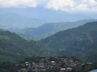 Mining town of Itogon Benguet Philippines - AGC Philippines