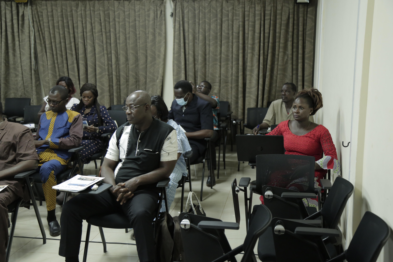 Participantes en el taller del 2 de junio de 2021