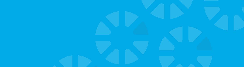 Imagen del logo azul