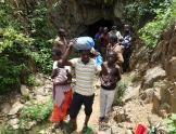 Mineros de Kenia