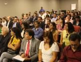 Attendees at project inception workshop in Lima