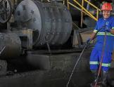 Minero en colombia