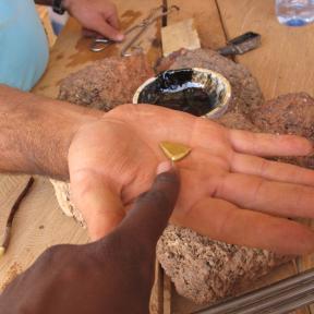 Oro sin mercurio en Burkina Faso - ONUDI
