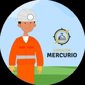 Expedición Mercurio Icono