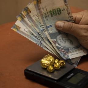 PNUD venta oro Perú