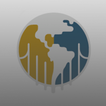 Logotipo del simposio interamericano sobre el mercurio