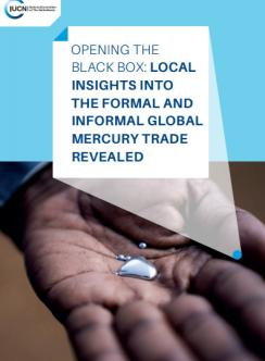 IUCN mercury trade