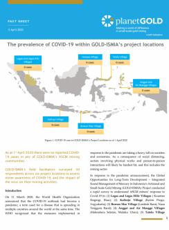 planetGOLD Hoja de datos de Indonesia GOLD ISMIA COVID-19