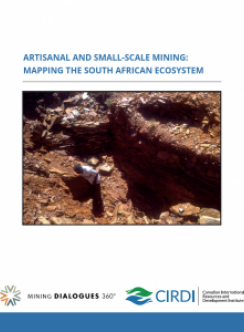 Informe de minería de SA