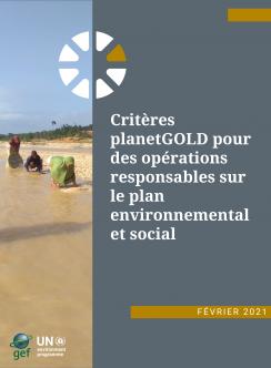 planetGOLD criterios cubierta del documento francés