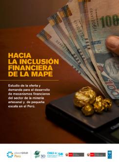 Hacia la inclusión financiera de la MAPE
