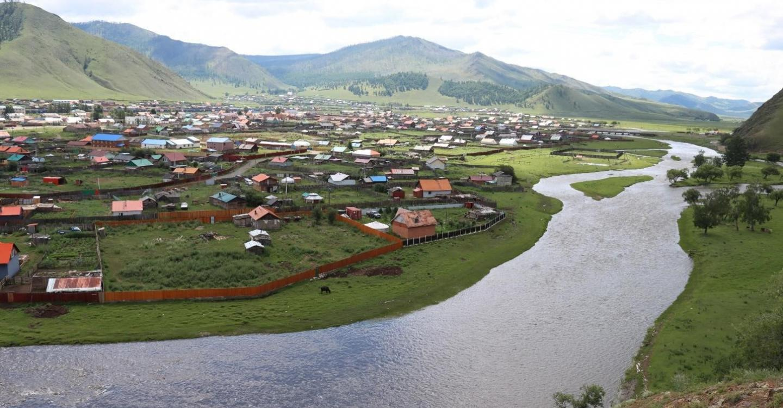 Tunkhel Villege, Mongolia
